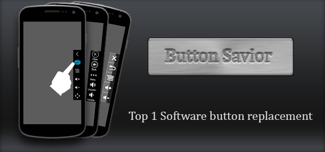 Button Savior - Save you from breaking keys on your phone